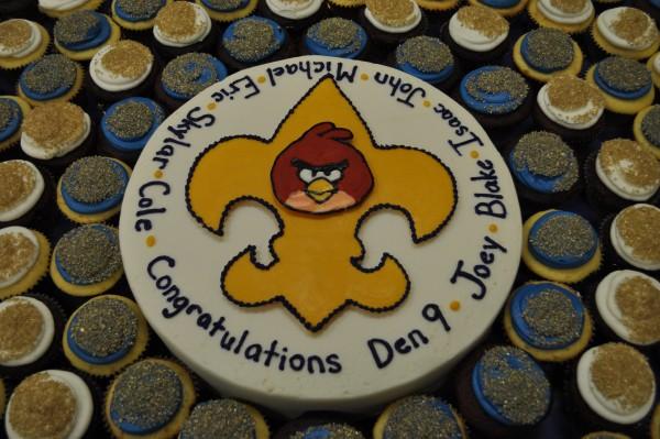 Boy Scout Cake 2